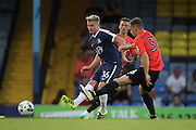Southend United midfielder Adam King (16) during the EFL Trophy match between Southend United and U23 Brighton and Hove Albion at Roots Hall, Southend, England on 30 August 2016.