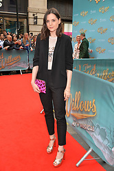 Lilah Parsons arriving at The opening night of Wind in The Willows at the London Palladium, Argyll Street, London England. 29 June 2017.<br /> Photo by Dominic O'Neill/SilverHub 0203 174 1069 sales@silverhubmedia.com