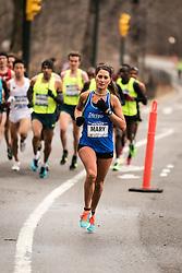 NYRR New York City Half Marathon road race: Mary Pardi