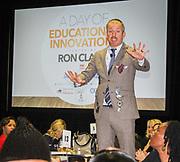 Ron Clark workshop, January 25, 2020.