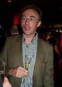 TIM BUTCHER. BBC Four Samuel Johnson Prize party. Souyh Bank Centre. London. 15 July 2008.  *** Local Caption *** -DO NOT ARCHIVE-© Copyright Photograph by Dafydd Jones. 248 Clapham Rd. London SW9 0PZ. Tel 0207 820 0771. www.dafjones.com.