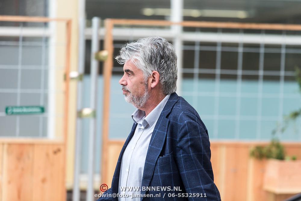 NLD/Utrecht/20190308  - Willem-Alexander geeft het startsein vd 'Week voor de Gezonde Jeugd', Rob Oudkerk