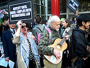New York Protest of Governor Cuomo's Attack on Palestinian Rights