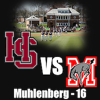 Baseball vs Muhlenberg [G2] - 16