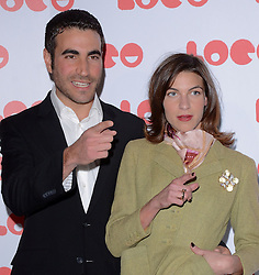 Brett Goldstein and Natalia Tena attend Loco: Superbob UK Film Premiere as part of The Loco London Comedy Film Festival at BFI Southbank, Belvedere Road, London on Saturday24 January 2015