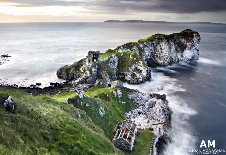 Kinbane Castle<br />