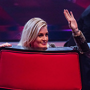 NLD/Hilversum/20180216 - Finale The voice of Holland 2018, Sanne hans