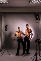 Cover Shoot: Lemington Ridley and Nejc Jus