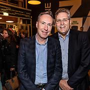 NLD/Rijswijk/20170123 - Premiere Boeing Boeing, Henk Krol en partner Aldo Martens