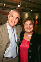 Nick Williams and Pauline Etkin