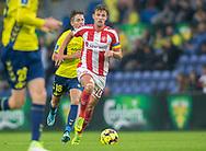 Lucas Andersen (AaB) under kampen i 3F Superligaen mellem Brøndby IF og AaB den 18. august 2019 på Brøndby Stadion (Foto: Claus Birch).