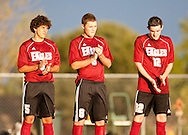 September 10, 2011: The Ecciesia College Royals play against the Oklahoma Christian University Eagles on the campus of Oklahoma Christian University.