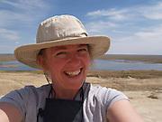 En route vers la mer d'Aral, region de Nukus