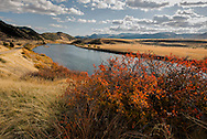 Missouri River, north of Holter Lake, Montana