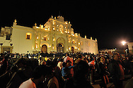 """Colorful and festive """" Semana Santa"""" (Saint week) in Antigua, Guatemala. A passionate sensory experience that mingles Spanish and Mayan traditions in the week before Easter.  ....Antigua, a colonial town, is a UNESCO World Heritage site."""