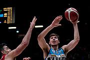 HappEthan <br /> A X Armani Exchange Olimpia Milano - Vanoli Cremona <br /> Basket Serie A LBA 2019/2020<br /> Milano 09 February 2020<br /> Foto Mattia Ozbot / Ciamillo-Castoria
