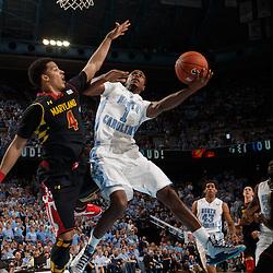 2013-01-19 Maryland Terrapins at North Carolina Basketball