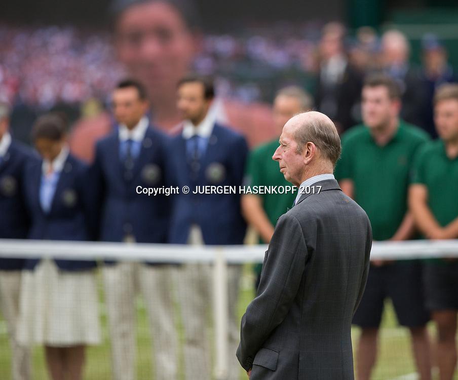 Wimbledon Feature<br /> <br /> Tennis - Wimbledon 2017 - Grand Slam ITF / ATP / WTA -  AELTC - London -  - Great Britain  - 15 July 2017.