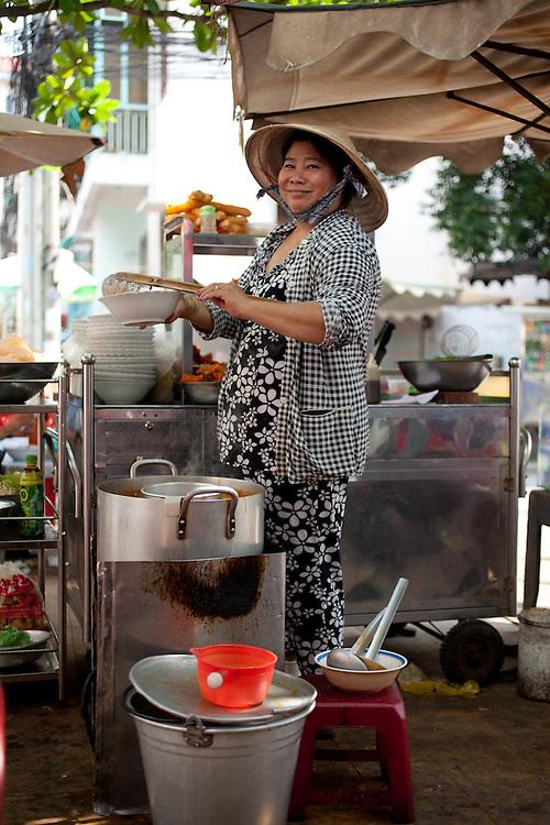 The Lunch Lady, Saigon