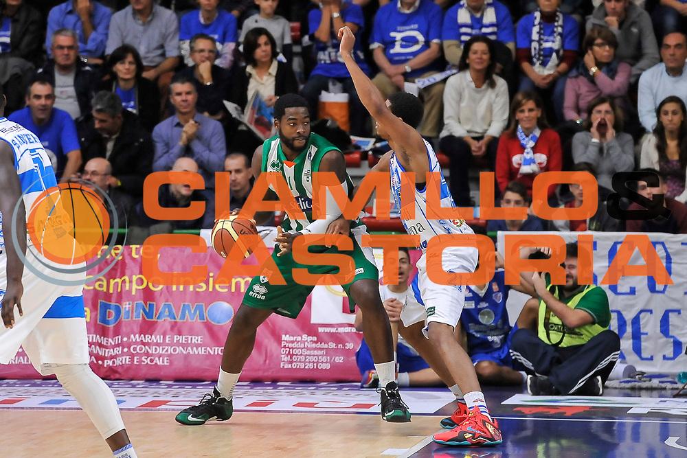 DESCRIZIONE : Campionato 2014/15 Dinamo Banco di Sardegna Sassari - Sidigas Scandone Avellino<br /> GIOCATORE : O.D. Anosike<br /> CATEGORIA : Palleggio Controcampo<br /> SQUADRA : Sidigas Scandone Avellino<br /> EVENTO : LegaBasket Serie A Beko 2014/2015<br /> GARA : Dinamo Banco di Sardegna Sassari - Sidigas Scandone Avellino<br /> DATA : 24/11/2014<br /> SPORT : Pallacanestro <br /> AUTORE : Agenzia Ciamillo-Castoria / Luigi Canu<br /> Galleria : LegaBasket Serie A Beko 2014/2015<br /> Fotonotizia : Campionato 2014/15 Dinamo Banco di Sardegna Sassari - Sidigas Scandone Avellino<br /> Predefinita :