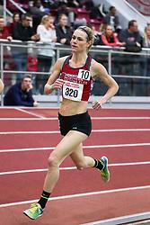 Mile, Taylor, HOKA<br /> BU Terrier Indoor track meet
