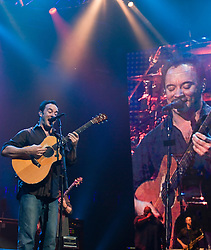 The Dave Matthews Band performed at the John Paul Jones Arena on the Grounds of the University of Virginia in Charlottesville, VA on April 17, 2009