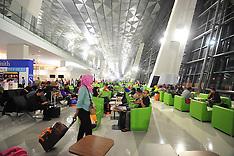 Jakarta: New terminal open to public at Soekarno-Hatta International Airport, 9 August 2016