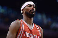 Feb 4, 2016; Phoenix, AZ, USA;  Houston Rockets guard Corey Brewer (33) on the court in the game against the Phoenix Suns at Talking Stick Resort Arena. Mandatory Credit: Jennifer Stewart-USA TODAY Sports