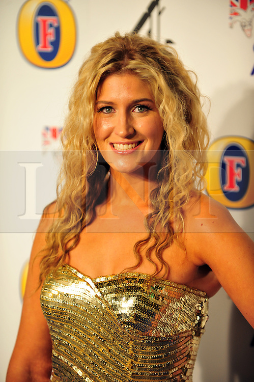 © Licensed to London News Pictures. 16/12/2011. London, England. Francessca Hull attends the Channel 4 British Comedy Awards  in Wembley London .  Photo credit : ALAN ROXBOROUGH/LNP