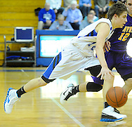 Avon at Midview boys high school varsity basketball on February 15, 2011.