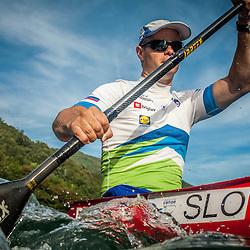 20160802: SLO, Kayak&Canoe - Dejan Fabcic, Slovenian Para canoeist before Rio 2016