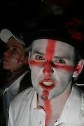 Thousands of British supporters gather at Champs the Mars in Paris in order to follow the Rugby Worl Cup final, France, on Saturday, Oct. 20, 2007. England, the previous champions, dramatically lost 15-6. Contact Markel Redondo Tel: 0631648173