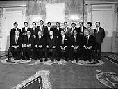 1987 - Incoming Fianna Fáil Government.    (R52).