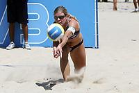 Beachvolleyball, 22. september 2004,  RIO DE JANEIRO<br /> SUSANNE GLESNES , NORGE<br /> FOTO LUCIANO PIERANUNZI, DIGITALSPORT