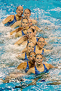 Day 2 Quebec FINA Synchro WC