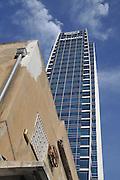 Israel, Tel Aviv, Headcourters of Discount Bank