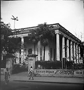 The entrance gate of the Old Mission Church of Kolkata (in Mission Row)