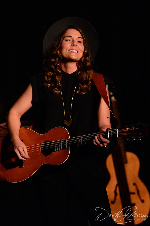 Brandi Carlile's 2014 Pin Drop tour opens at The Music Hall in Portsmouth, NH. Oct. 1, 2014