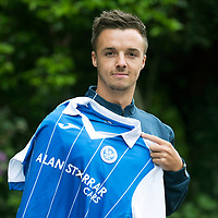 St Johnstone Sign Stefan Scougall