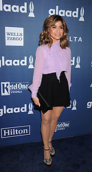 Paula Abdul, 27th Annual GLAAD Media Awards, at The Beverly Hilton Hotel, April 2, 2016 - Beverly Hills, California. EXPA Pictures © 2016, PhotoCredit: EXPA/ Photoshot/ Celebrity Photo<br /> <br /> *****ATTENTION - for AUT, SLO, CRO, SRB, BIH, MAZ, SUI only*****