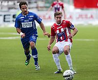 FotballFørstedivisjonTromsø IL vs Ranheim04.05.2014Thomas Kind Bendiksen, TromsøMads Reginiussen, RanheimFoto: Tom Benjaminsen / Digitalsport