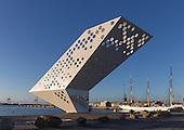 Viewing Tower, Aarhus Harbour, 2015