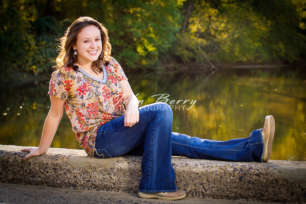 October/16/10:  Haley Dodd Senior Portraits, William Monroe High School Class of 2011
