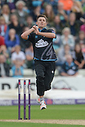 Ed Barnard during the NatWest T20 Blast Quarter Final match between Worcestershire County Cricket Club and Hampshire County Cricket Club at New Road, Worcester, United Kingdom on 14 August 2015. Photo by David Vokes.