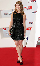 Hayley Westenra at the UK's Creative Industries Reception held at the Royal Academy of Arts in London, Monday, 30th July 2012.  Photo by: Stephen Lock / i-Images