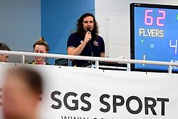 Sam Hardy - Photo mandatory by-line: Ryan Hiscott/JMP - 06/12/2019 - BASKETBALL - SGS Wise Arena - Bristol, England - Bristol Flyers v Sheffield Sharks - British Basketball League Championship