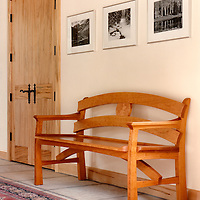 Entry bench<br />