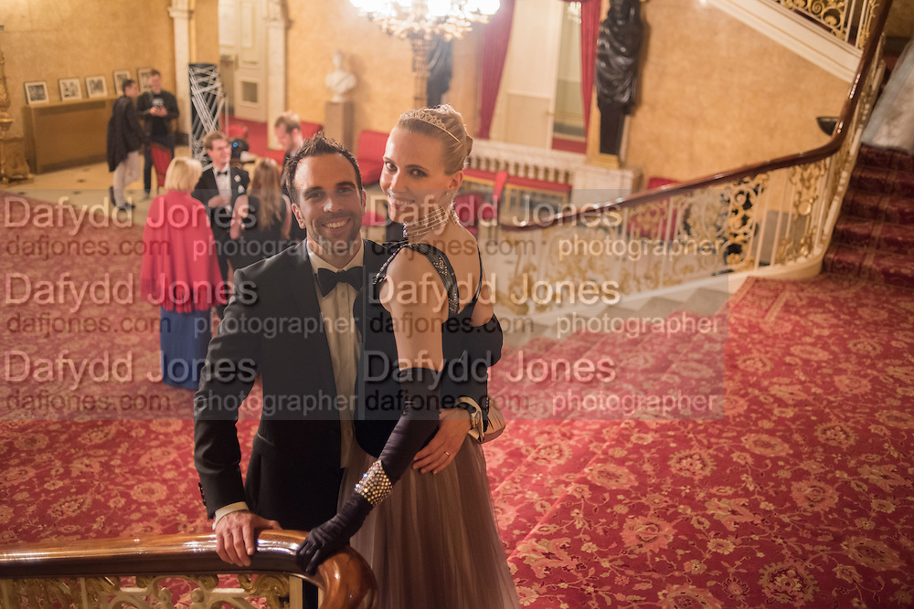 JOE RICE; NATALIA RICE, The 20th Russian Summer Ball, Lancaster House, Proceeds from the event will benefit The Romanov Fund for RussiaLondon. 20 June 2015