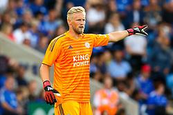 - Mandatory by-line: Robbie Stephenson/JMP - 01/08/2018 - FOOTBALL - King Power Stadium - Leicester, England - Leicester City v Valencia - Pre-season friendly