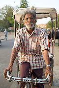 Rickshaw Wallah - jaipur, India